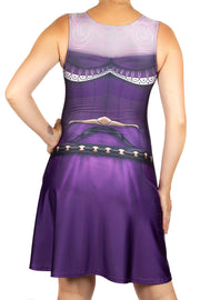 Official Magic The Gathering Liliana Skater Dress