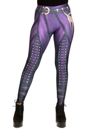 Official Magic The Gathering Liliana Leggings