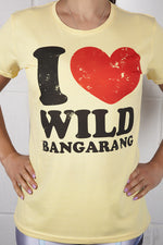 I Love Wild Bangarang T-Shirt Ladies