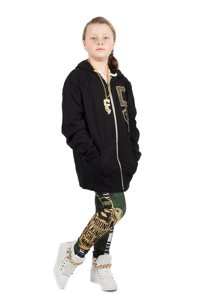 "KIDS ""Fabulous"" Carmella WWE Leggings"