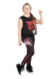 "KIDS ""Demon King"" Finn Bálor WWE Leggings"
