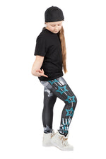 "KIDS ""Livin Large"" Liv Morgan WWE Leggings"