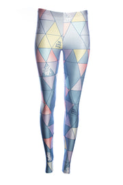 Official Hasbro My Little Pony Dark Geometric Leggings