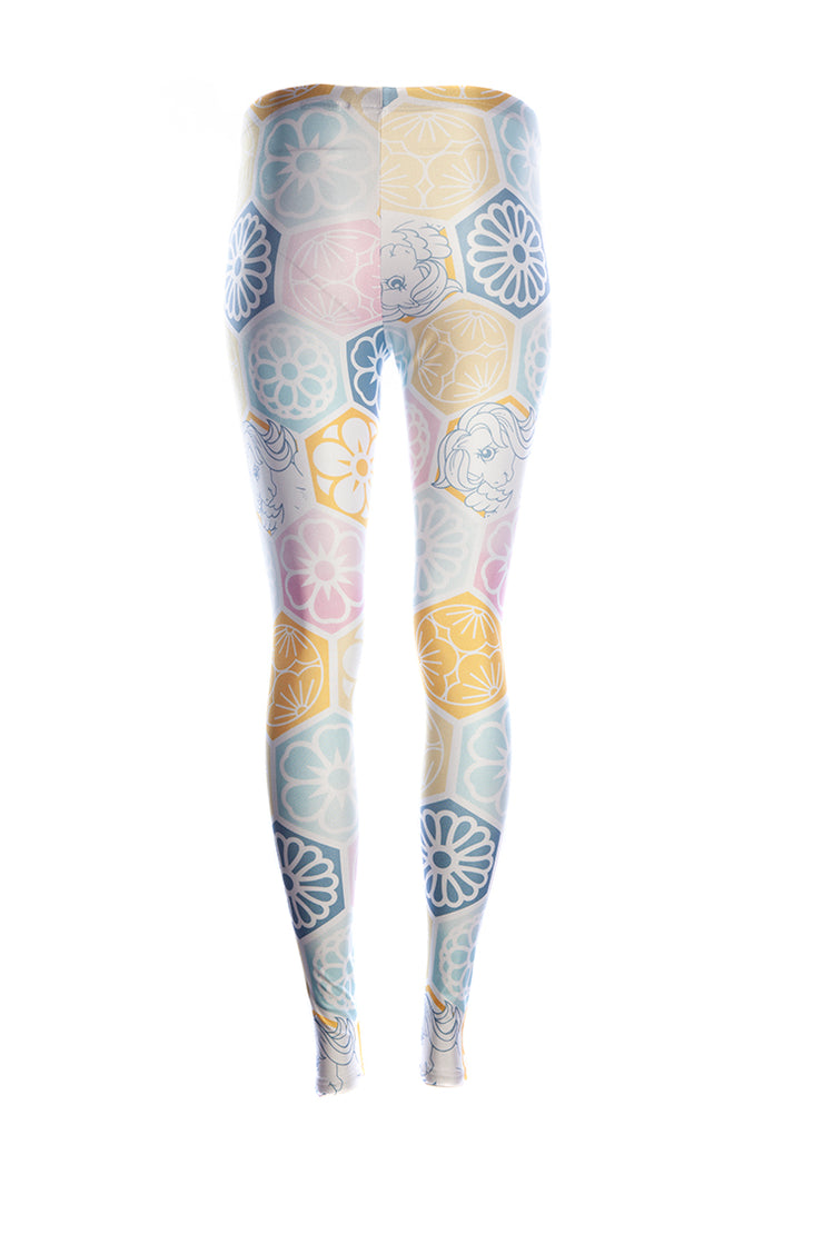 Official Hasbro My Little Pony Flower Power Leggings