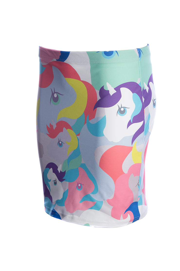 Official Hasbro My Little Pony All The Ponies Mini Skirt
