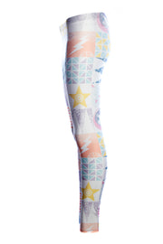 Official Hasbro My Little Pony Winter Star Leggings