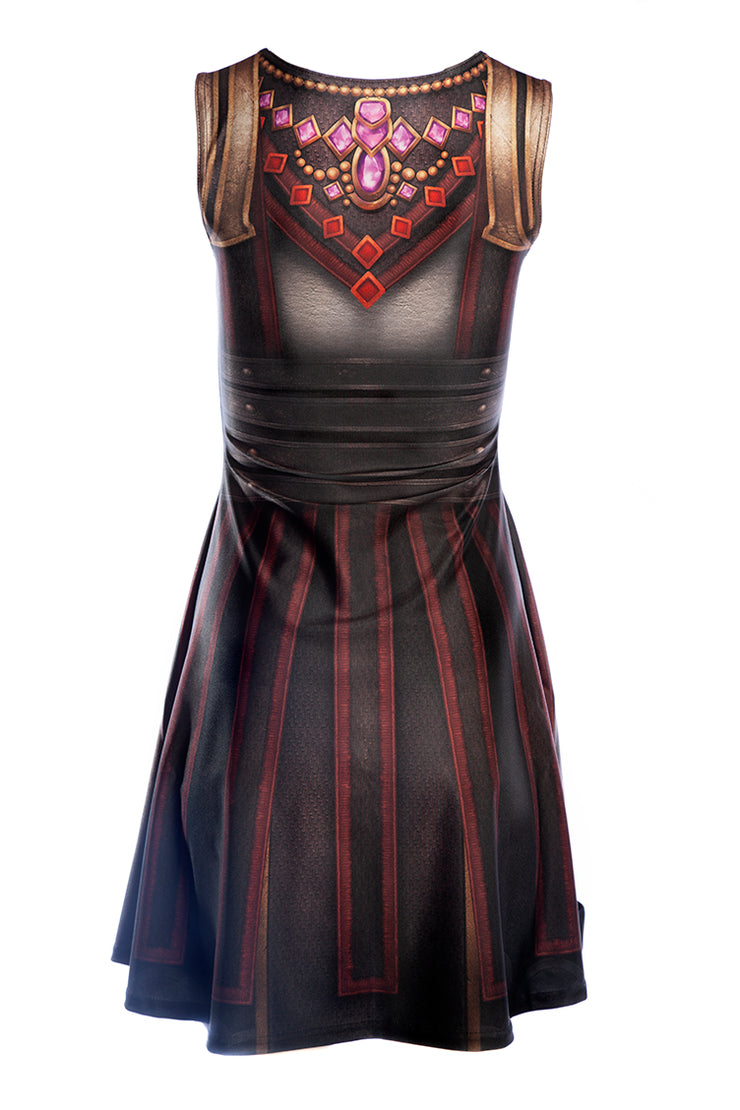 Official Magic The Gathering Ashiok Skater Dress