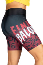 WWE Finn Balor Demon King Shorts