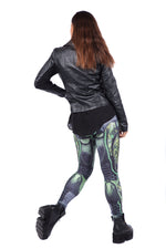 Geekweave MarineMech-17 Leggings