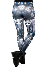 Geekweave Mecha TOASTY Leggings