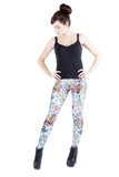 SeaPunk Tokidoki Leggings
