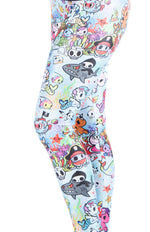 KIDS SeaPunk Tokidoki Leggings
