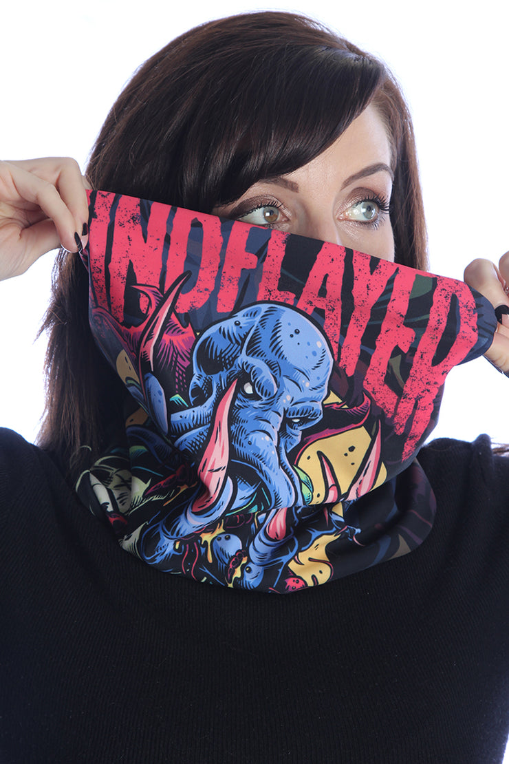 Official Dungeons & Dragons Official Mindflayer Snood