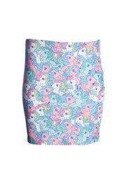 Official Hasbro My Little Sea of Ponies Mini Skirt