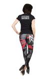 """Awesome"" Mike The Miz WWE Leggings"