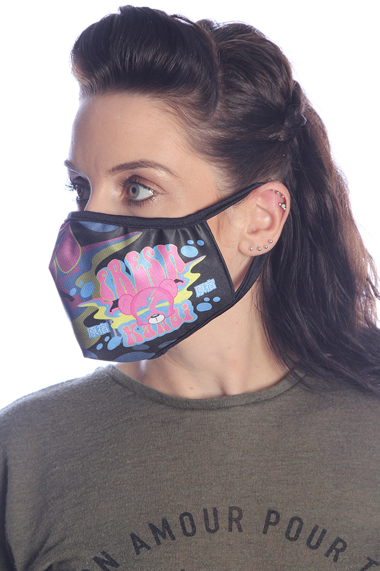 Official Phat Kandi Fresh Vibes Face Mask