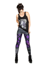 """This Is My House"" Paige WWE Leggings"