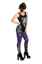 "WWE Paige ""This Is My House"" Leggings"