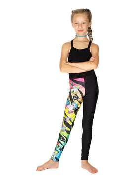 KIDS Hasbro My Little Pony Retro Skater Leggings