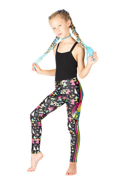 KIDS Hasbro My Little Pony Fresh Vibes Leggings