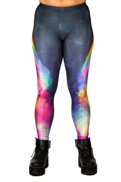 Star Trek Pride Logo Leggings