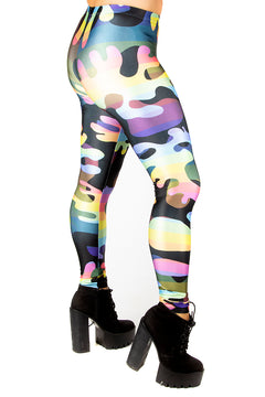Pride Camo Leggings