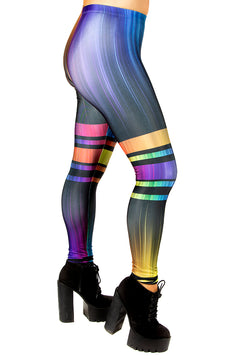 Pride Stripes Leggings