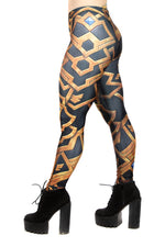 PROTECTION Armour Leggings - Wild Bangarang
