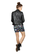 Tokidoki Punk Mini Skirt