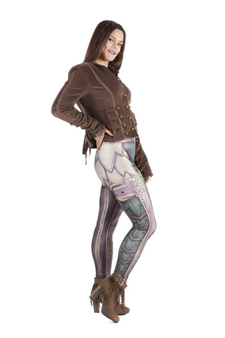 Arthas (Key Art) Leggings