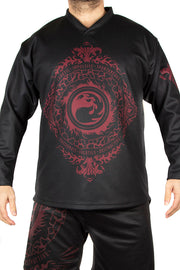 Official Magic:The Gathering MTG RED Mana Jersey