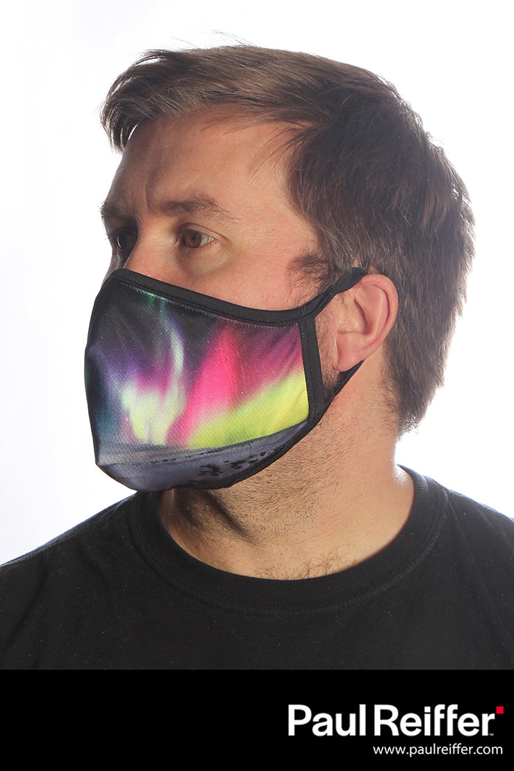 Aurora by Paul Reiffer Face Mask