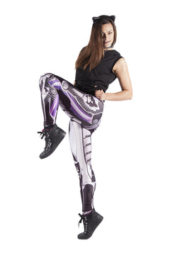 UK Leggings Robocat