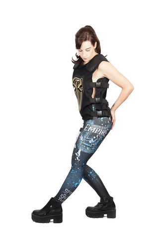 """Empire"" Roman Reigns WWE Leggings"