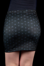 Star Trek Official Logo Mini Skirt