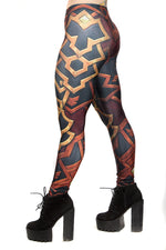 SCORCH Armour Leggings - Wild Bangarang