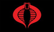 Official Hasbro G.I Joe Red Cobra Snood