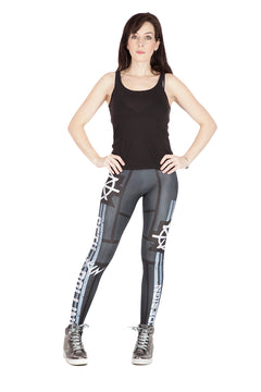 "WWE Seth Rollins ""KingSlayer"" Leggings"
