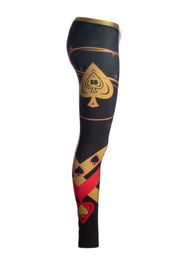 Official WWE Shayna Baszler NXT Leggings