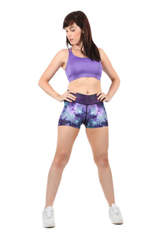 Galaxy Fitness Shorts