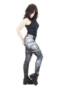 KIDS Games Workshop Warhammer Sisters of Battle Leggings