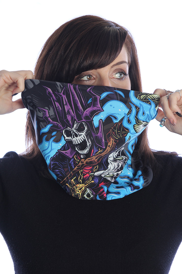 Official Dungeons & Dragons Official Necromancer Snood