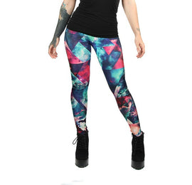 KIDS Cosmic Space Leggings