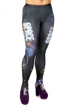 Star Trek Space Cadet Leggings