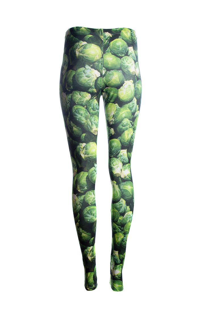 TOASTY Official WILD BANGARANG Christmas Sprout Leggings