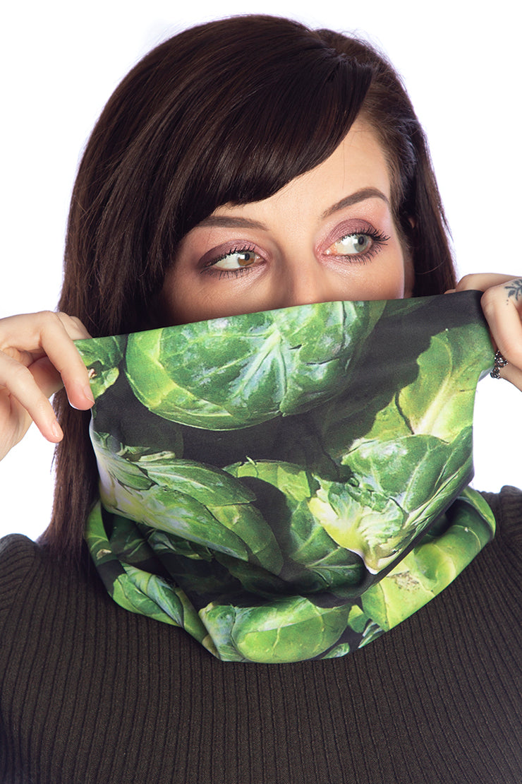 Official Wild Bangarang Sprout Christmas Snood