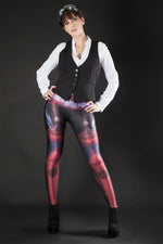 KIDS Aviamore Steampunk Leggings