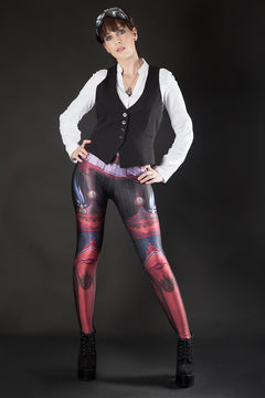 Aviamore Steampunk Leggings