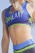 "Gymnasty ""Sweat"" Fit Top"