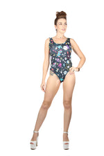 Tokidoki Punk Body Swim Suit